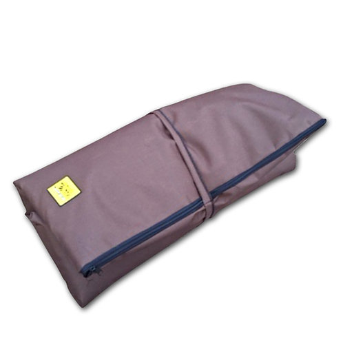 Roll Up Dog Travel Mats Waterproof Various Sizes - Colours