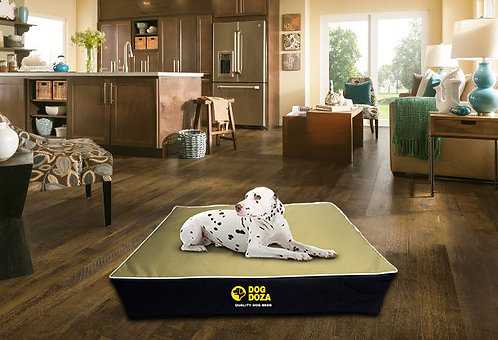 Orthopaedic Memory Foam Waterproof Dog Mattress Active - Various Sizes - Colours