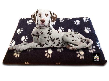 Fleece Dog Mats Various Sizes - Colours