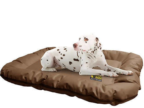 Waterproof Dog Bolster Bed - Various Colours