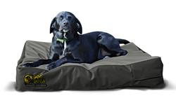 dog mattress bed uk grey