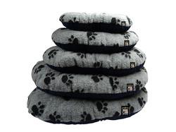 GB Pet Beds - Cotswold grey fleece