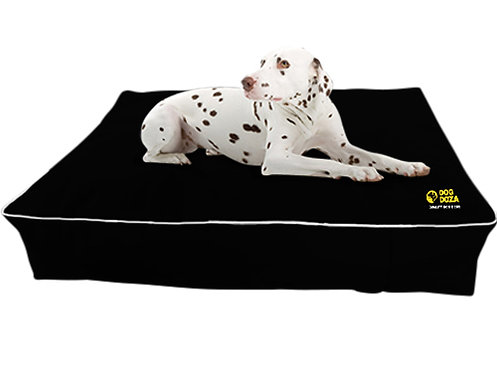 Waterproof Memory Foam Crumb Dog Mattress Various Sizes - Colours