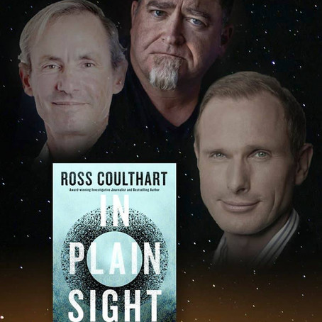 In Plain Sight - a book by investigative journalist Ross Coulthart