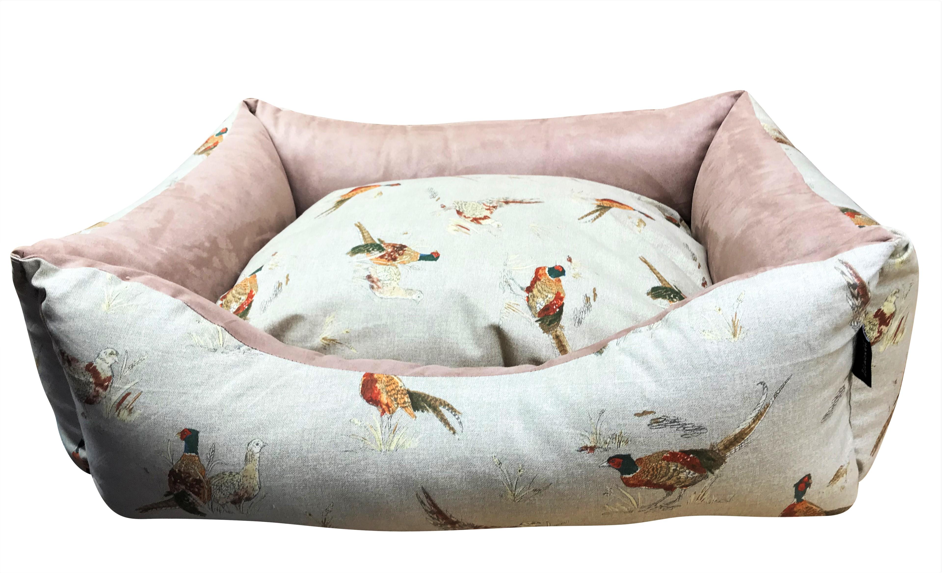Pheasant Settee