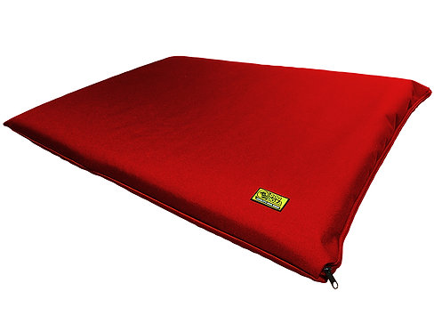 Waterproof Crate Mat - 5 Sizes - RED