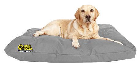 Dog Doza Waterproof Cushion Bed Various Sizes - Colours