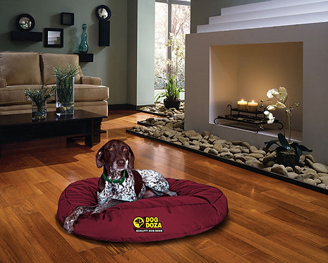 Dog Doza Waterproof Round Dog Bed Various Sizes - Colours
