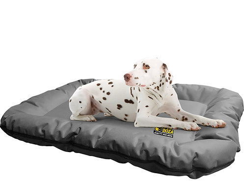 Waterproof Dog Bolster Bed Various Sizes - Colours