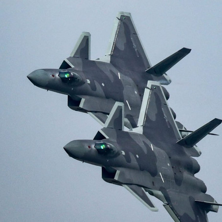 Unlikely China has operational UAP