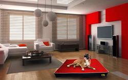 Dog Doza Slab Mattress Active Style