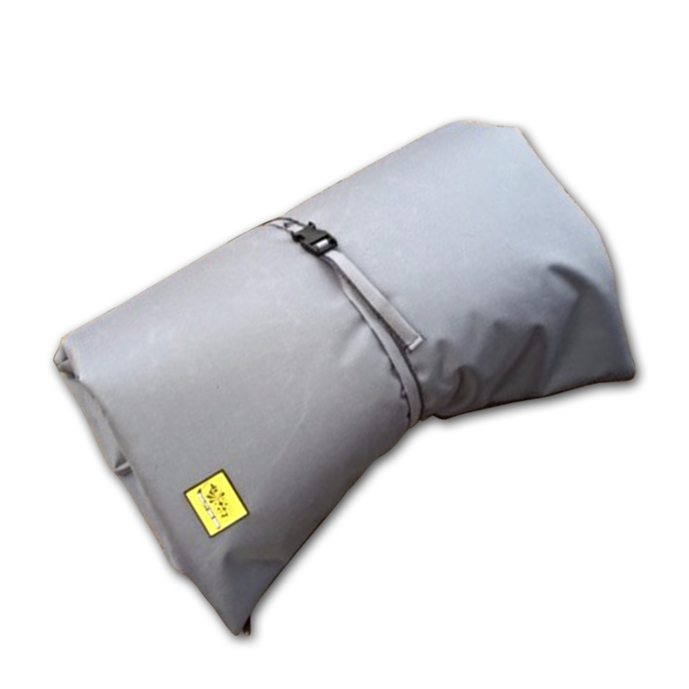 dog doza grey travel mat