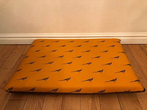 Nature Pheasants Crash Pad Bed 90cm x 70cm