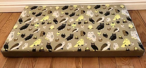 Nature Owls Orthopaedic Memory Foam Mattress Various Sizes