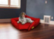 waterproof corner dog beds uk