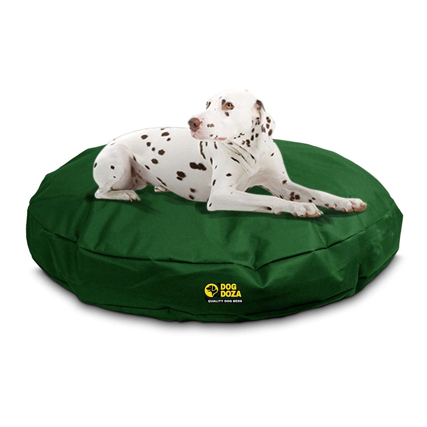 Forest Green Dog Bed