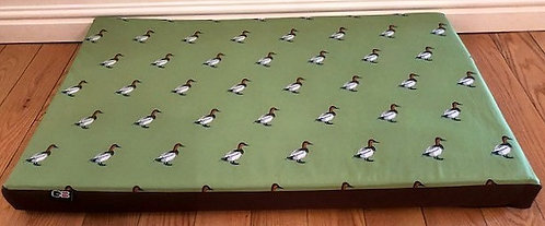 Nature Ducks Orthopaedic Memory Foam Mattress Various Sizes