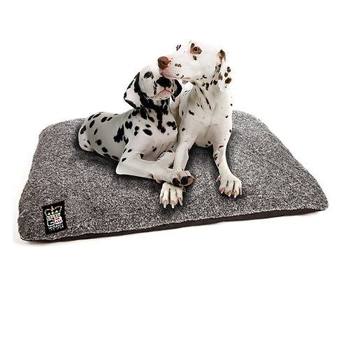 Sherpa Fleece Dog Bed Various Sizes - Colours