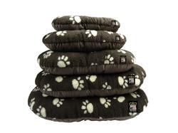GB Pet Beds - Cotswold brown fleece