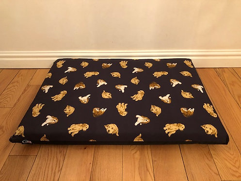 Nature Dogs Crash Pad Bed 90cm x 70cm