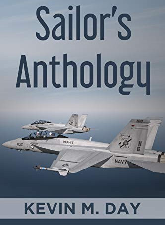 Kevin Day Releases book - Sailor's anthology