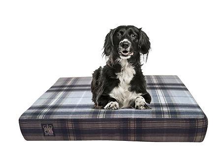 Gleneagle check slab dog bed.jpg