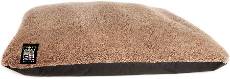 SPARE COVER - Sherpa Fleece Dog Cushion Various Sizes - Colours