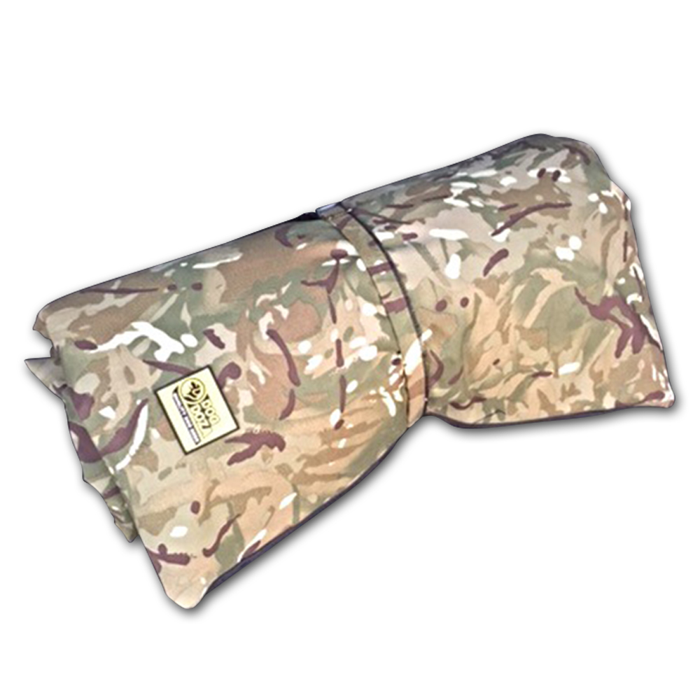 dog doza camouflage travel mat