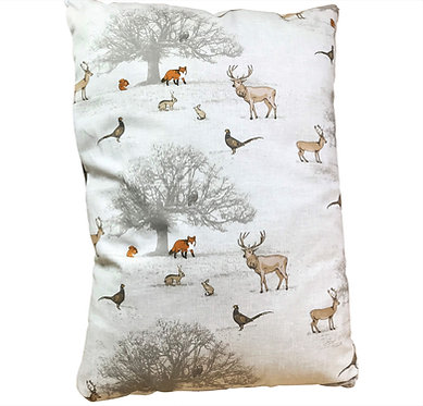 Country Wildlife Cushion 90cm x 60cm