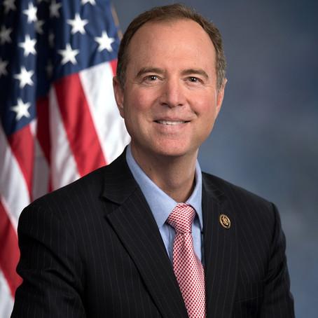 Chairman Adan Schiff of the House Intelligence Com Statement on Unidentified Aerial Phenomena Report