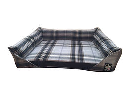 1Gleneagle check sofa dog bed.jpg