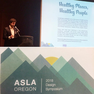 ASLA Symposium: HealthyPlaces_HealthyPeople