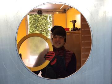 Andreas: Roving Ranger construction