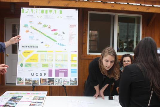 Parklab community engagement
