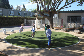 German International School of Silicon Valley - Kinder Play Yard