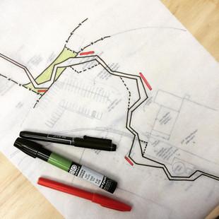 The Ale Trail: Concept Sketch