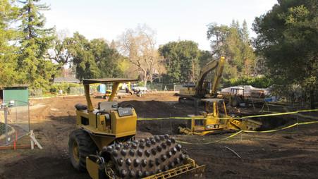 Earthwork: Grading & soil preservation