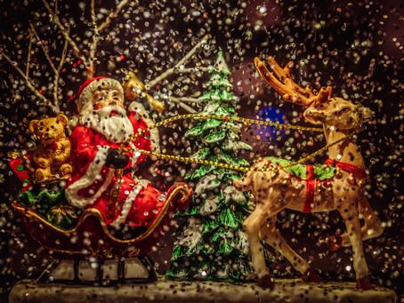 #36 Adventssnak: Julemanden