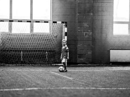 #18 Måske bliver min søn fodboldspiller