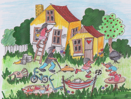 #64 Sommerhuset