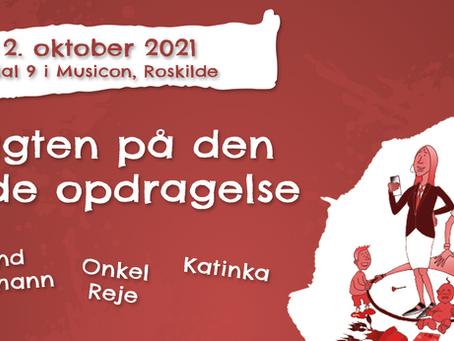 #116 Brinkmann, Katinka og onkel Reje