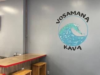 Vosamana Kava Bar Logo