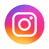 Logo instagram plein
