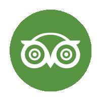 Logo tripadvisor plein