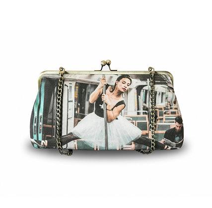 Metro Ballet Clutch