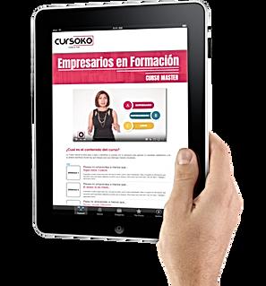curso para emprendedores eCURSOKO México- tods tus dispositivos