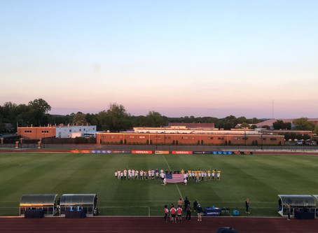 Poor Finishing Ends Nashville's Open Cup Run