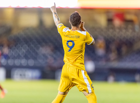 PHOTOS: Nashville SC vs NYRB II