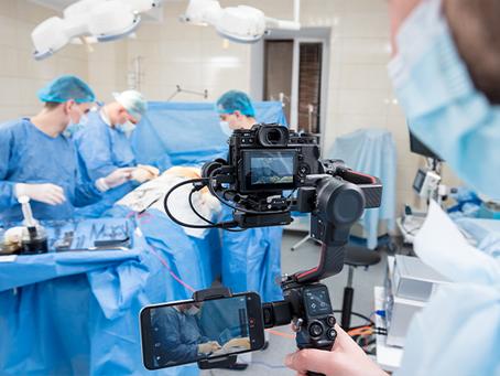 Ameliyathane  Ortamında Video Nasıl Çekilir?