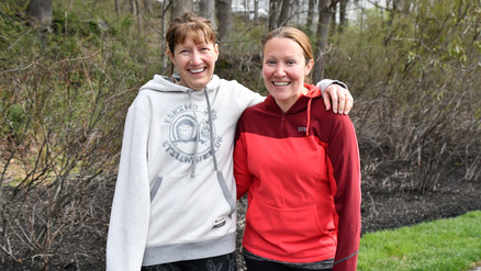 Family Fitness: Meet The Mother-Daughter Duo Who Became Closer Through Running